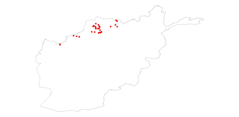 Energy Resources of Afghanistan