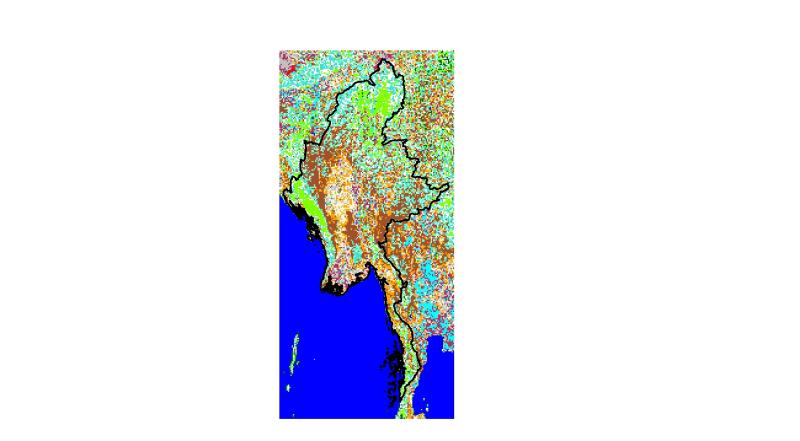 Land use of Myanmar