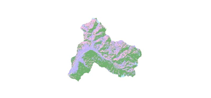 Land Cover of Kayar Khola Watershed, Chitwan Nepal