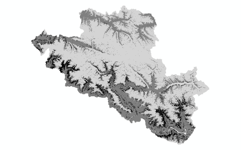 Land Cover Change between 1990-2010 in Central Karakoram National Park(CKNP), Pakistan.