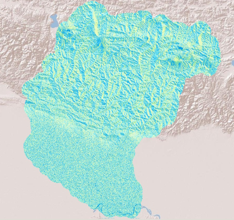 Aspect of Koshi Basin