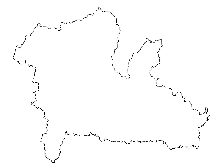 Boundary of the Kangchenjunga Landscape
